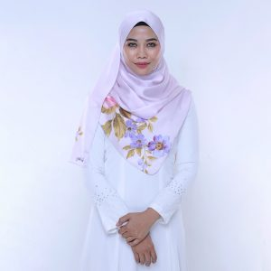 Wardiya Shawl (Purple)