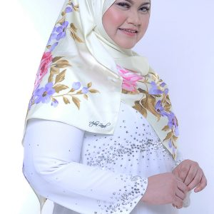 Wardiya Shawl (Yellow)